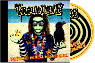 Psycho Beach Nightmare (CD)